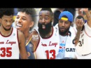 BEST of Drew League Playoffs Round 1 & 2! James Harden, Nick Young, Paul George, Marvin Bagley III