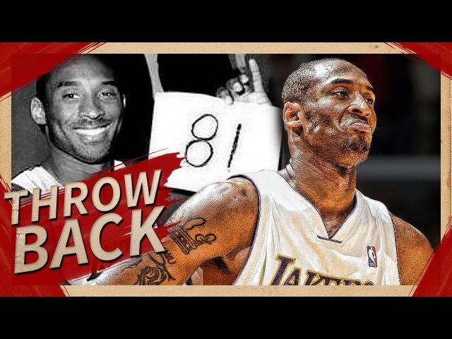 Throwback: Kobe Bryant Career-High Highlights vs Raptors (2006.01.22) - 81 Points, HISTORICAL (HD)