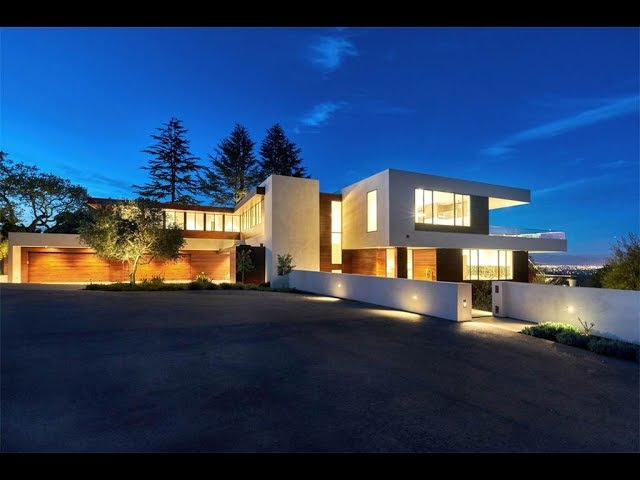 Iconic Modern Home in Los Altos Hills, California - Sotheby's International Realty