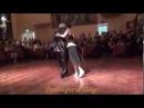 CLAUDIA LOMBARDI y EL PIBE SARANDI Bailando el Tango Milonga EL CACHAFAZ en el SALON CANNING