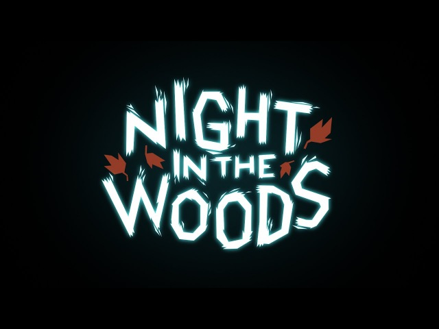 Night In The Woods Trailer - NEW DATE: FEBRUARY 21st