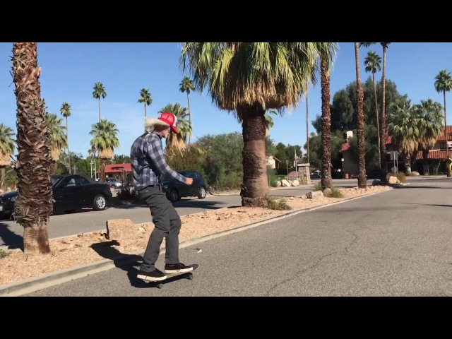 Old Man Skater : Neal Unger The Dude