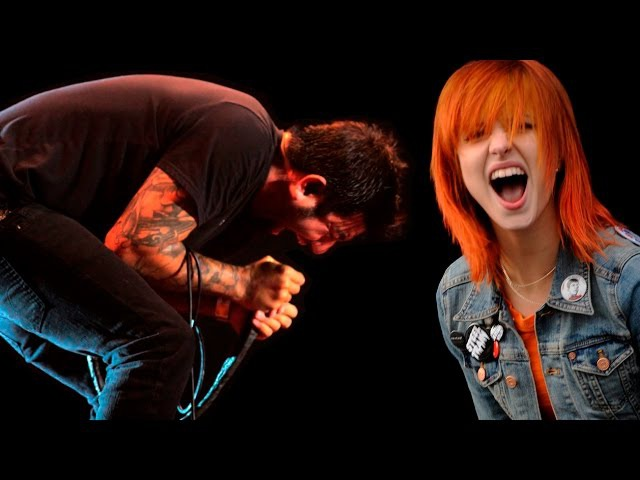Deftones - Passenger [Live feat. Hayley Williams from Paramore] (4 HD Camera Mix)