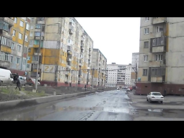 НОРИЛЬСК Северный Город Самый грязный город в мире