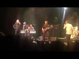 Brian Johnson, Paul Rodgers e Robert Plant -