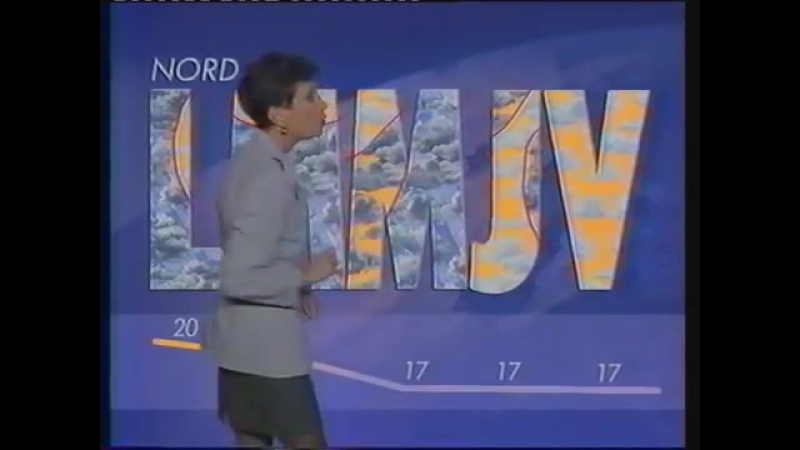 Прогноз погоды (TF1 [Франция], 17.09.1995)