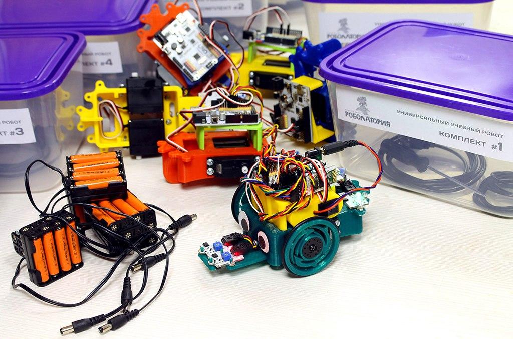 Кружок робототехники в Костроме