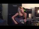 играем Deftones - (Poltergeist Guitar Cover)