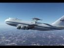 Boeing Phantom Ray UCAV Takes A Ride On NASA Shuttle Carrier Aircraft 480p