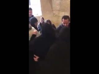 Глава государства Сирия Башар аль-Асад, его жена и дети прибыли в монастырь г. Сайедная, для празднования Рождества