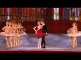 Светлана Захарова и Денис Родькин. Л.Минкус. Гран-па из балета Пахита