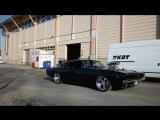 Dodge Charger 1968 1500 H.P. Burnout