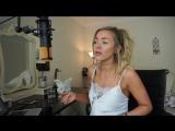 Samantha Harvey спела песню Whitney Houston - I Wanna Dance With Somebody _ Cover