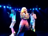 Nicki Minaj - Roman Holiday, Did It On 'Em, I Am Your Leader &amp Beez In The Trap (Live @ Yokohama, Japan)