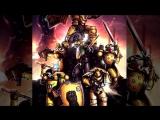 Чёрные Храмовники - WARHAMMER ШОУ - Black Templars