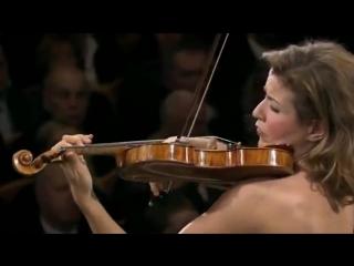 Bach - Sarabande in D minor - Anne-Sophie Mutter