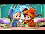 ABC Song _ British Zed Version _ ABC Song for Kids and Nursery Rhymes from Dave and Ava