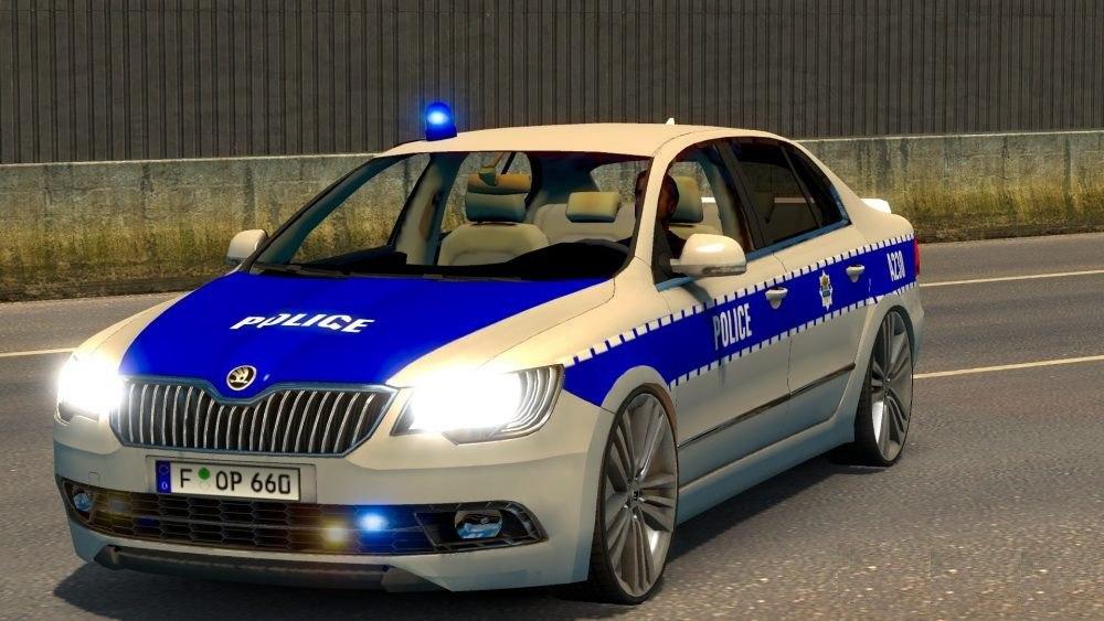 Автомобиль Skoda Superb RS