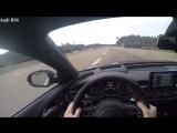 BMW M6 F12 vs Audi RS6