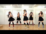 Танец японок под песню Heart Craze