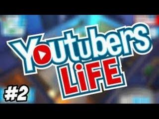 Карьера за TheBrainDit В Youtubers Life #2