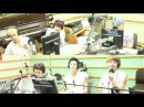 130626 EXO D.O. Chen Super Junior Ryeowook — Sunday Morning (Maroon 5 Cover) @ Sukira Kiss the Radio