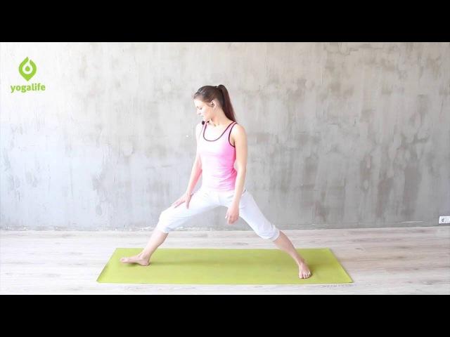 Упражнения для коленей: комплекс упражнений для укрепления коленных суставов. Yogalife