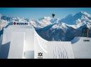Worlds first Quad cork 1800 on skis - Andri Ragettli