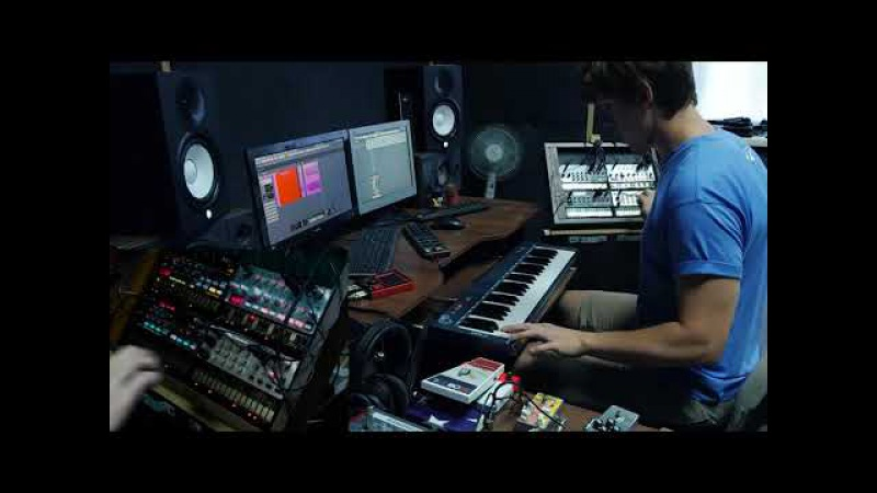 Korg Volca Beats, Bass, Keys, FM, Kaoss Pad Mini KP, Jam 03