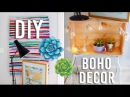 DIY Bohemian Room Decor and DIY Life Hacks