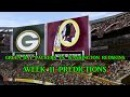 GREEN BAY PACKERS VS. WASHINGTON REDSKINS PREDICTIONS | #NFL WEEK 11 | FULL GAME