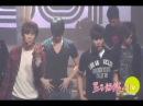 [Fancam 12] SS501 Hyung Jun Focus - [FULL] Love Ya Rehearsal @ Music Bank [10.06.04]