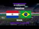 Melhores Momentos - Paraguai 2 x 2 Brasil - Eliminatórias da Copa 2018 - 29/03/2016