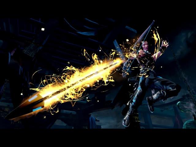 Killer Instinct FT10 Alexein (Shadow Jago, Jago) vs GyrateJupiter (Eagle, Arbiter, General RAAM)