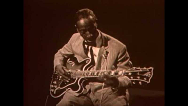 Mississippi Fred McDowell - When I Lay My Burden Down