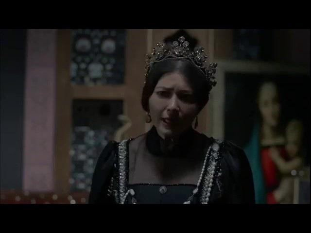 Кёсем видит невинную Анастасию. Великолепный Век Империя Кёсем.