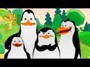 Рэп-дискуссия. Смешарики vs Пингвины из Мадагаскара v2.0
