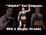 EA Sports UFC 2 Tips Player Profile-