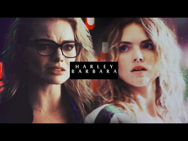 Harley quinn barbara kean | wasted youth.