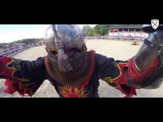 Buhurt Tech GoPro edit - Call of Heroes 2016 21х21 se01