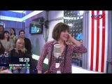 Мила Йовович на Европе Плюс (14.02.2017)
