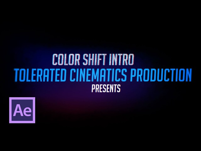 How To Create Color Shift Overlays in After Effects (Tutorial)