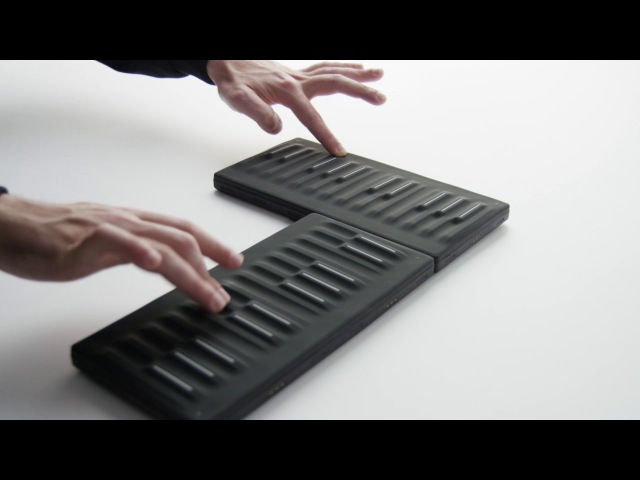 Seaboard Block: Super Powered Keyboard