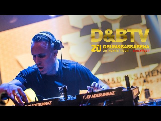 Drum BassArena 20 Years Tour Budapest - A.M.C » Freewka.com - Смотреть онлайн в хорощем качестве