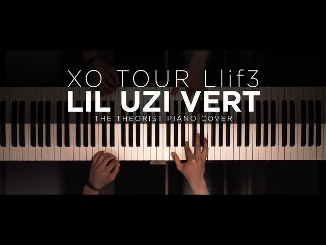 Lil Uzi Vert - XO TOUR Llif3   The Theorist Piano Cover