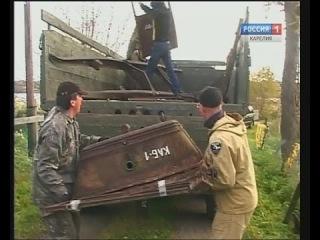 «Полуторку» времён войны, найденную в Карелии, восстановят в Башкирии