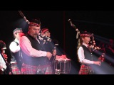 The Legendary Hard Rock Medley - Moscow &amp District Pipe Band
