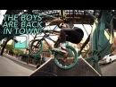 MERRITT BMX THE BOYS ARE BACK IN TOWN PART 1