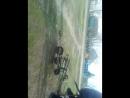 велосипед на гусянке