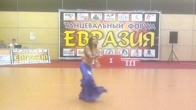 Каирова Зарина Евразия 2016